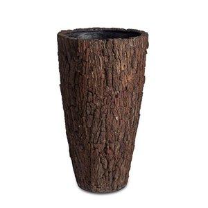 Bark Bosco Vase Small